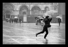 a rainy day in Venice II