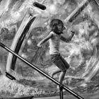 A Run in A Bubble