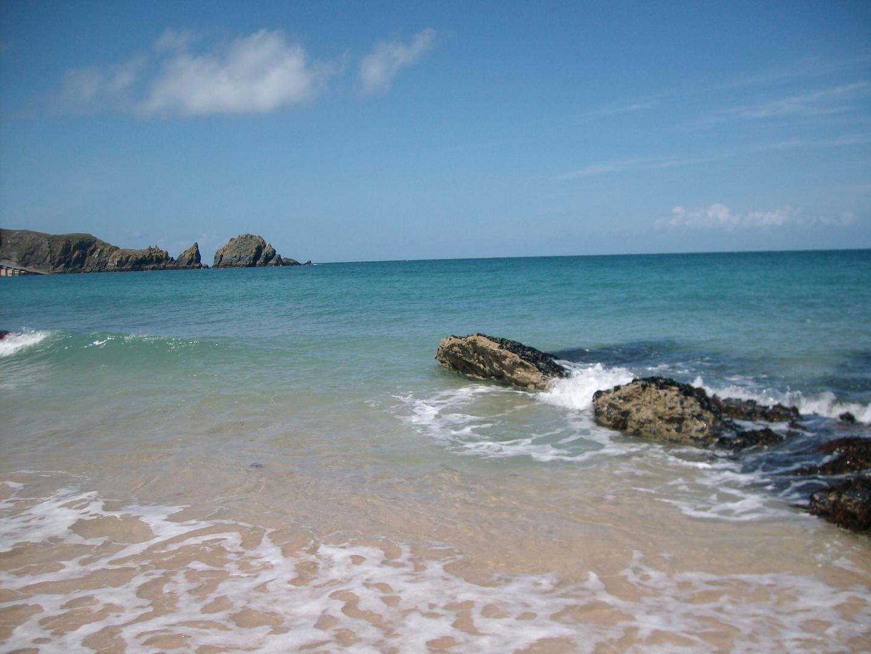 A simple beach.