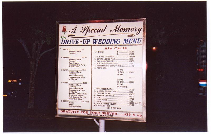 """A Special Memory"" Wedding Chapel"