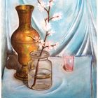 - A still life of the spring -