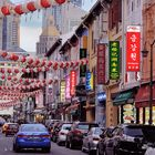 A stroll through Chinatown in Singapore