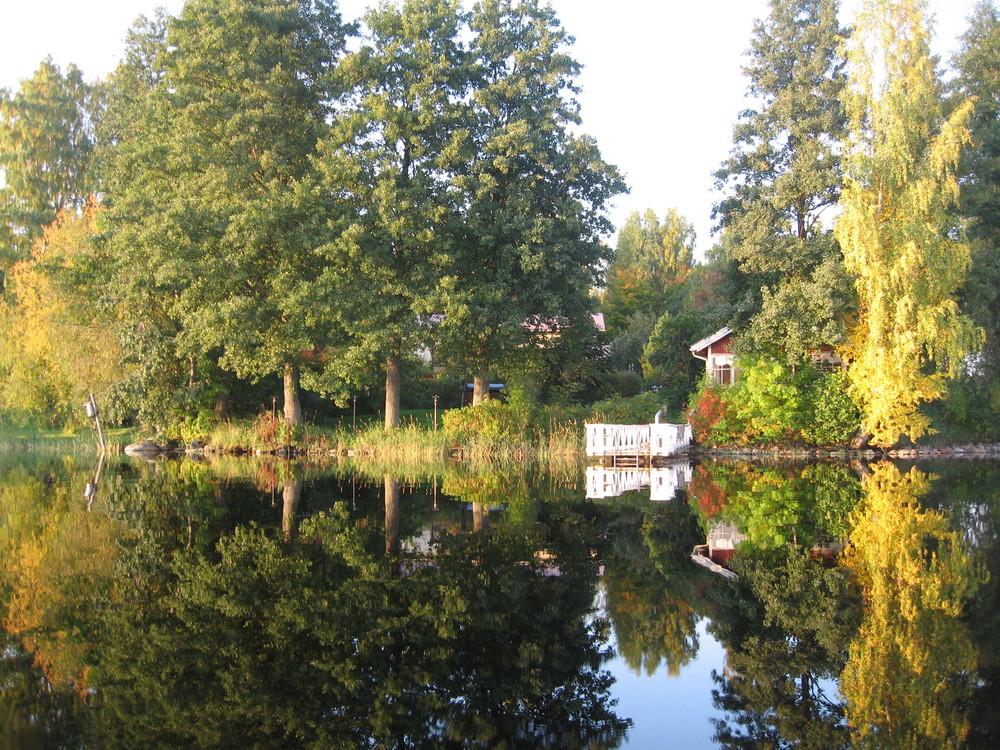 A summer cottage