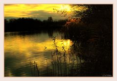 """ a sunset on the Wijvenheide (3) """