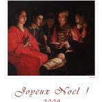 A toutes et tous , un merveilleux Noel !