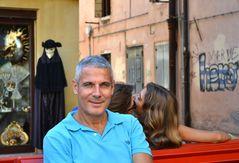 A Venise l'amour est roi.