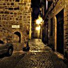 a view of an Orvietan alley