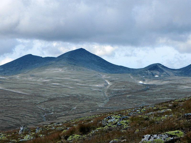 A view of Rondane