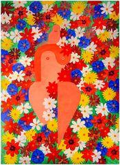 - A Virgin on a Flower Field -