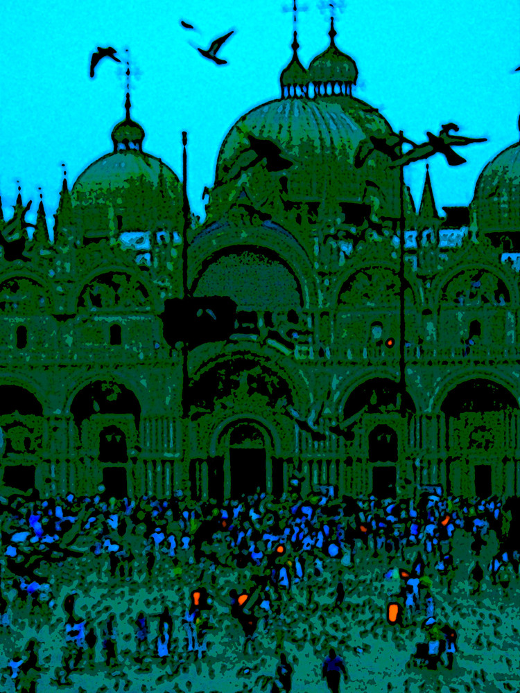 A Vision of St. Marks Square
