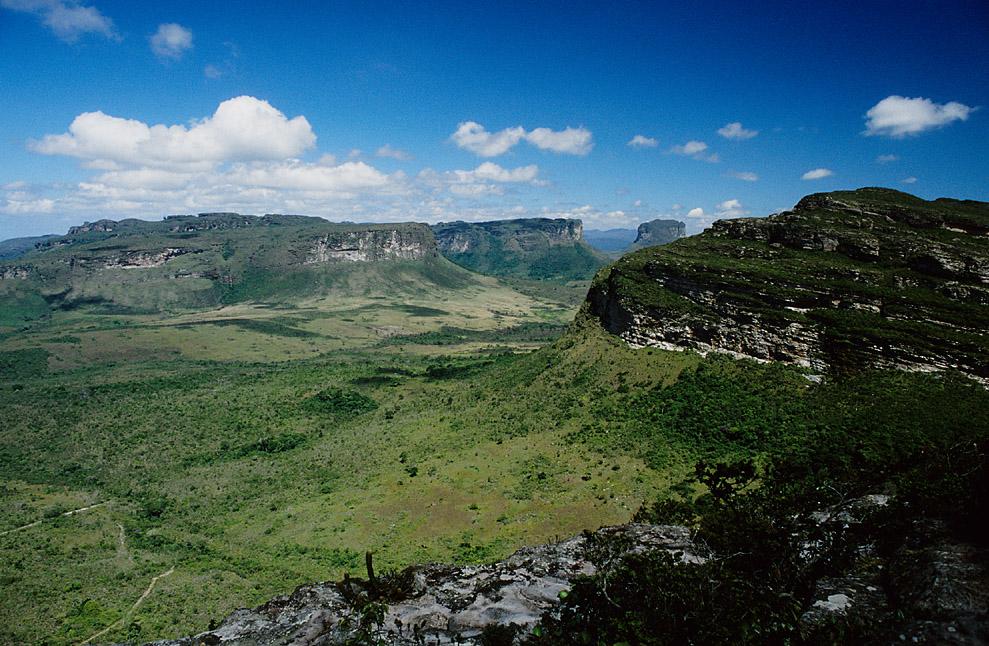 A vista do Pai Inacio (Chapada Diamantina)