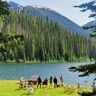 A Wedding at the Lake