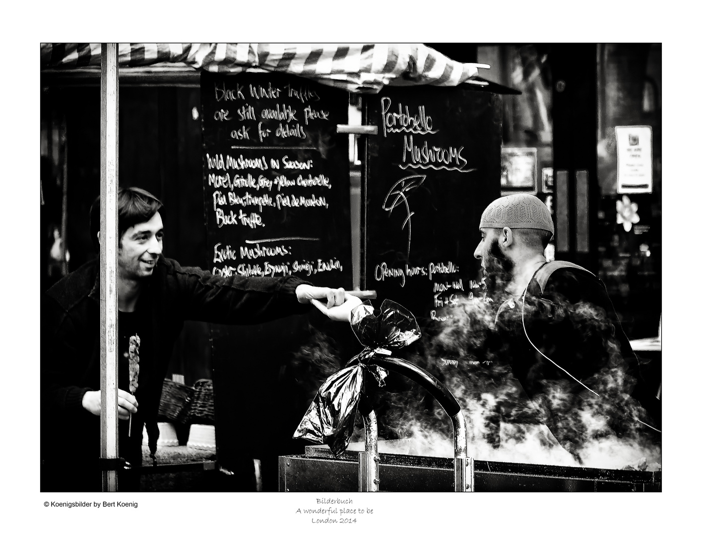 A wonderful place to be - Portobello Road Business