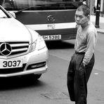A world of contrasts - Hongkong