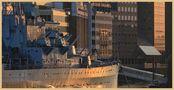 HMS Belfast 2 by markkeville