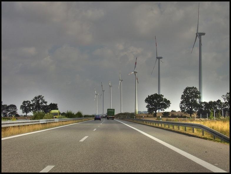 A20 Ostsee Autobahn