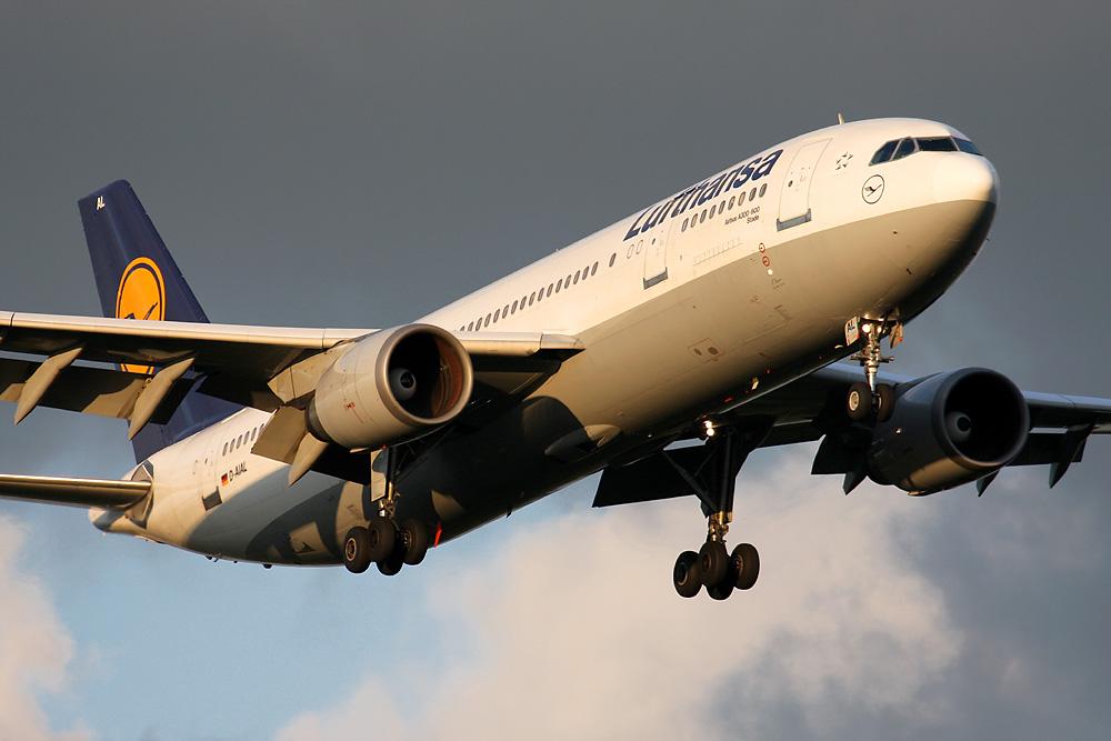 A300B4 - eine der schönsten.......