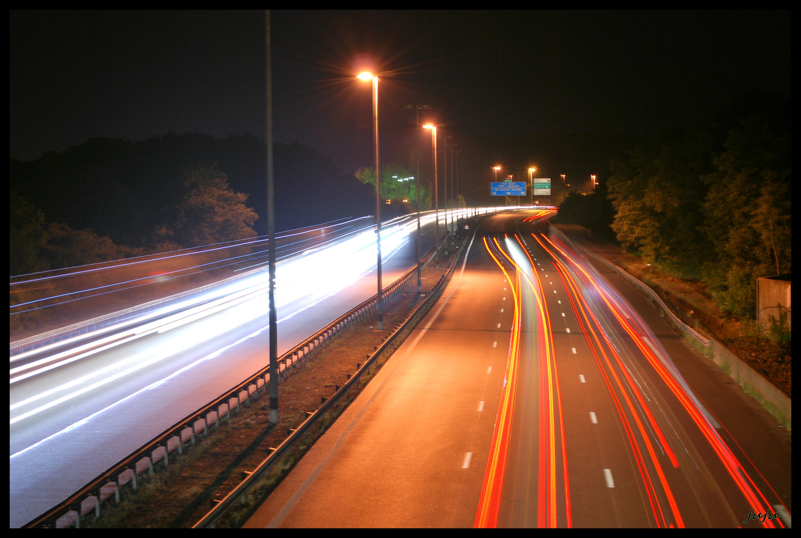 A31 by night #2