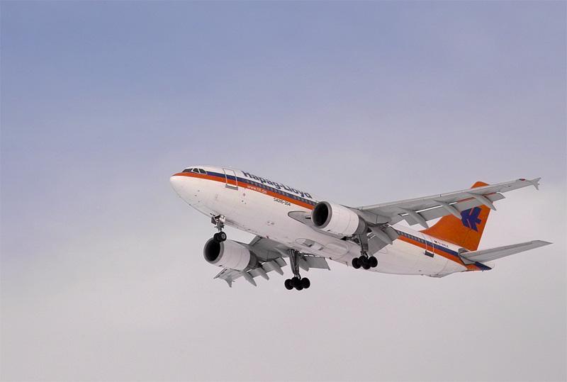 A310 Hapag Lloyd - andere Bildaufteilung