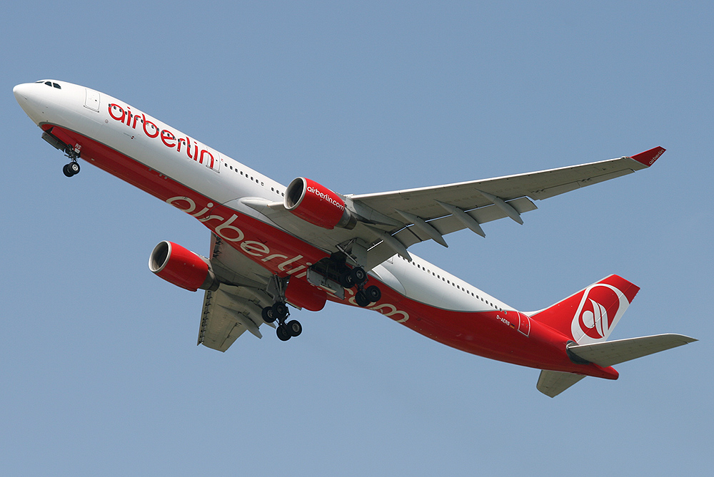 A330-300 airberlin D-AERS