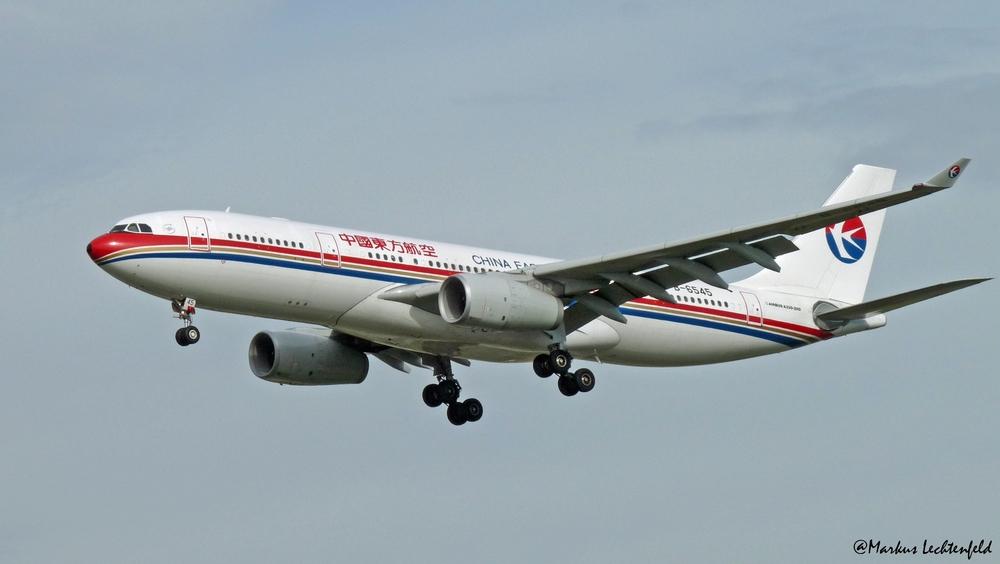 A332 China Eastern