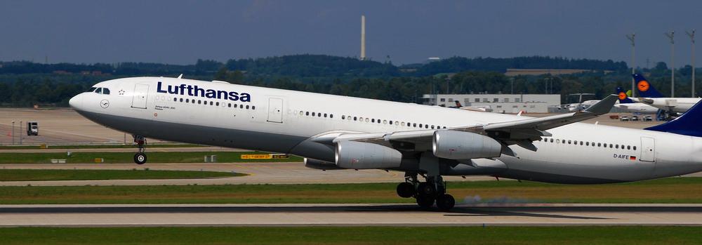A340-300 PASSAU