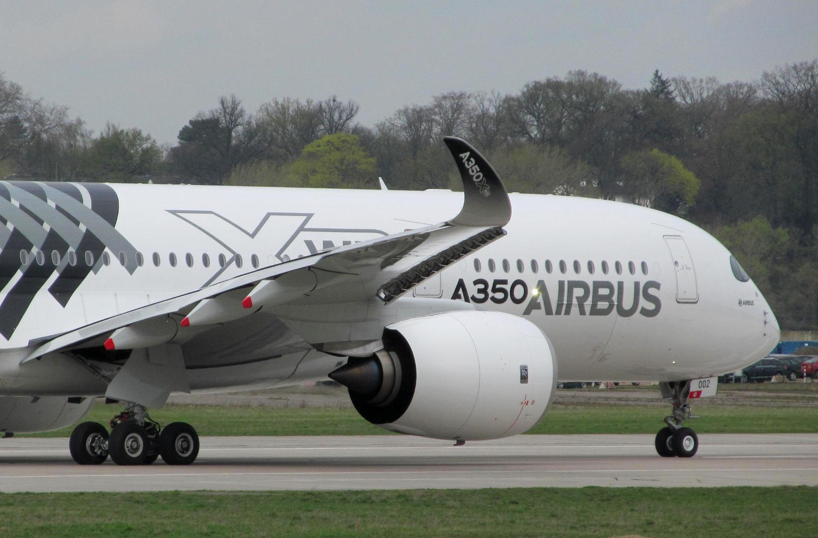 """"""" A350 on Tour """""""