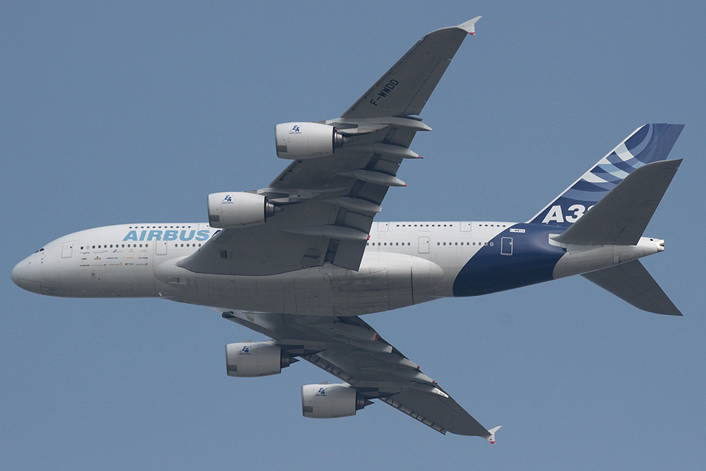 A380-800 Airbus F-WWDD²