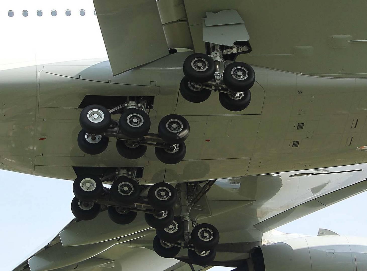 A380-800 Landing Gear