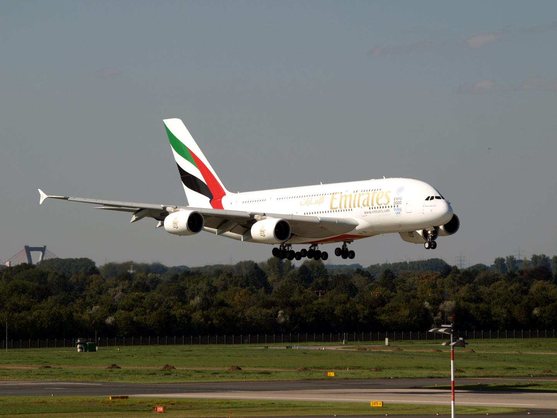 A380 Düsseldorf