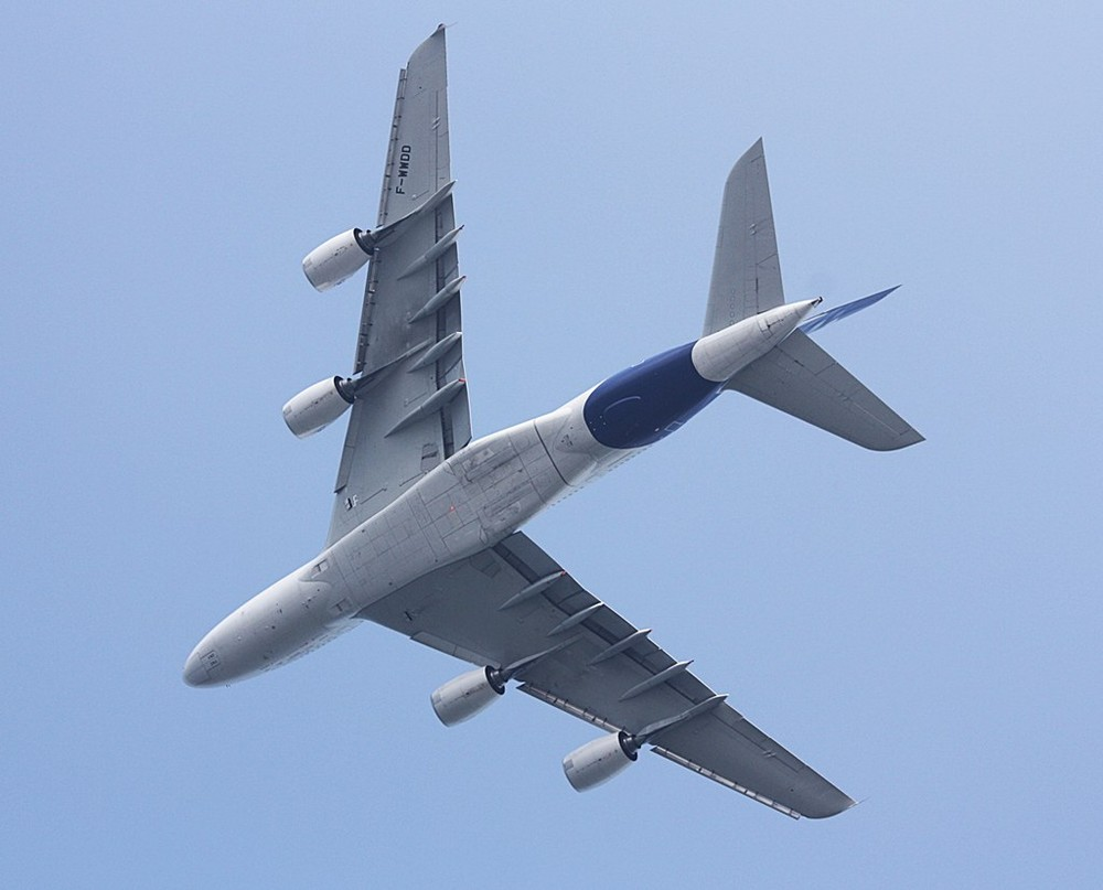 A380 in CGN