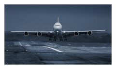 A380 in DUS