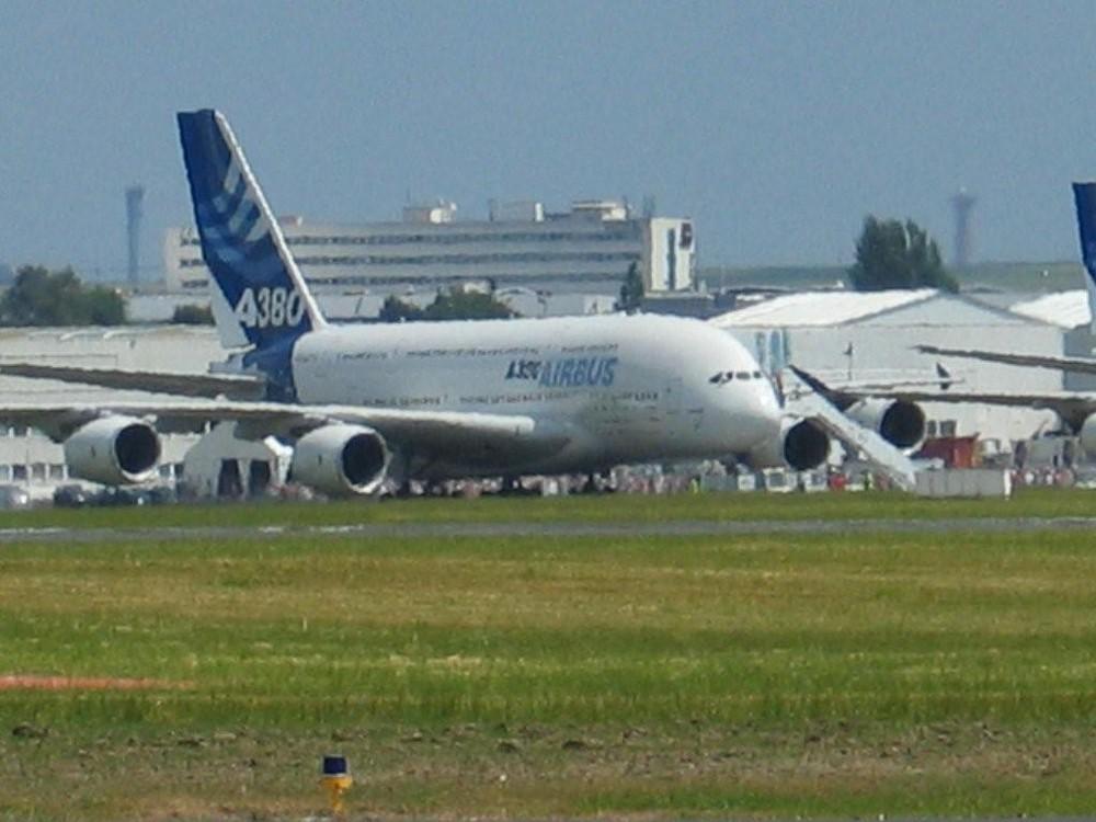 A380 Prototyp