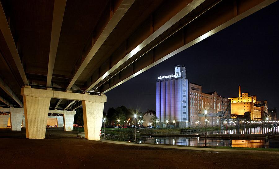 A59 am Innenhafen