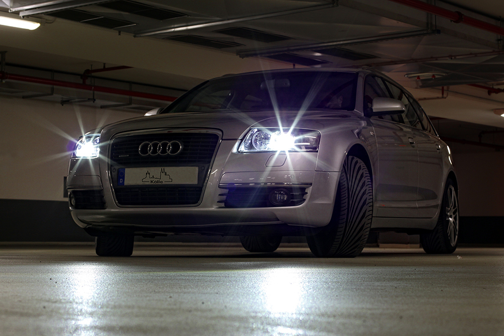 A6 3.0 TDI +++ the second