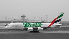 A6-EEW | Emirates | Airbus A380-800