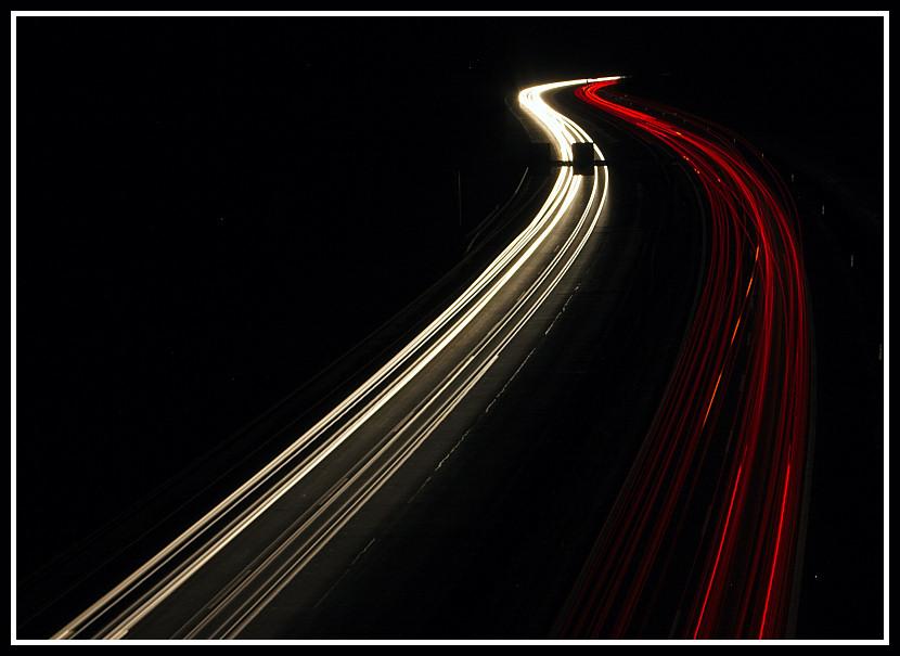 A7 bei Nacht_2