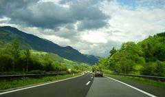 A9 in Österreich
