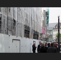 Aachen im Bau
