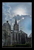Aachener Dom - RAW-DRI