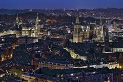 Aachen@night