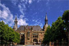 Aachens Rathaus 01