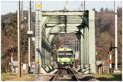 Aarebrücke bei Aarberg 1