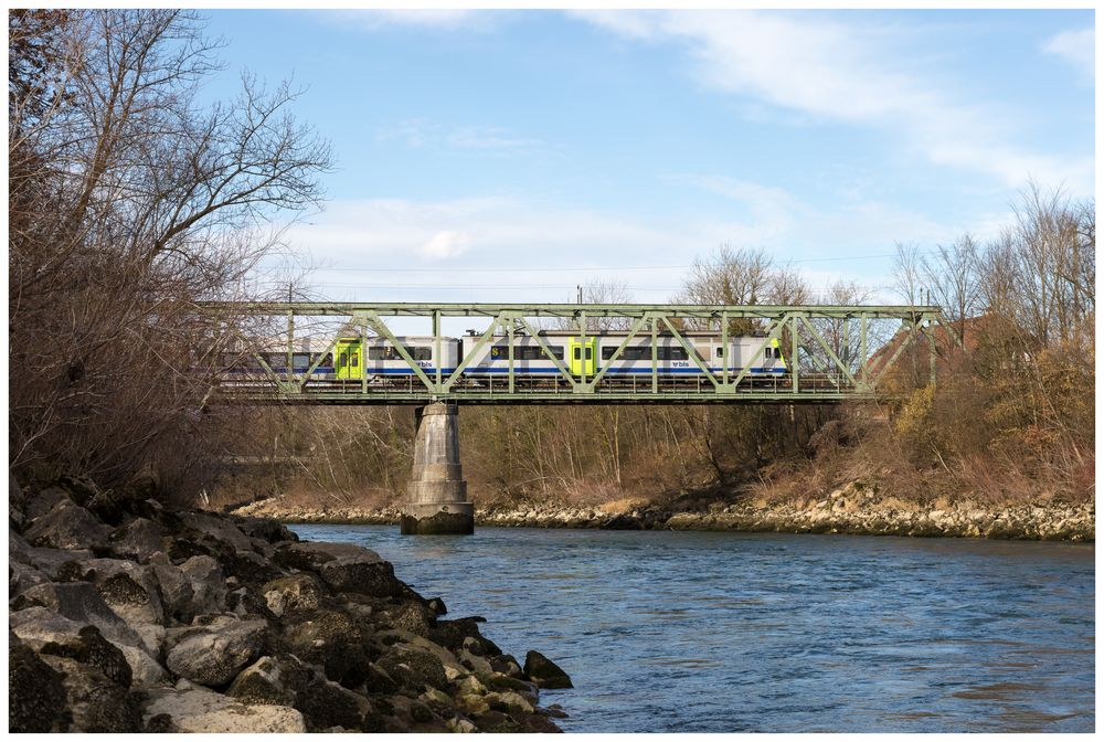 Aarebrücke bei Aarberg 2