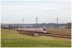 Aargauische Südbahn 6. Februar 2016 - (3)