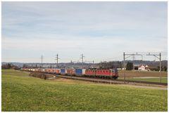 Aargauische Südbahn 6. Februar 2016 - (5)