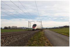 Aargauische Südbahn 6. Februar 2016 - (6)