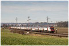 Aargauische Südbahn 6. Februar 2016 - (7)