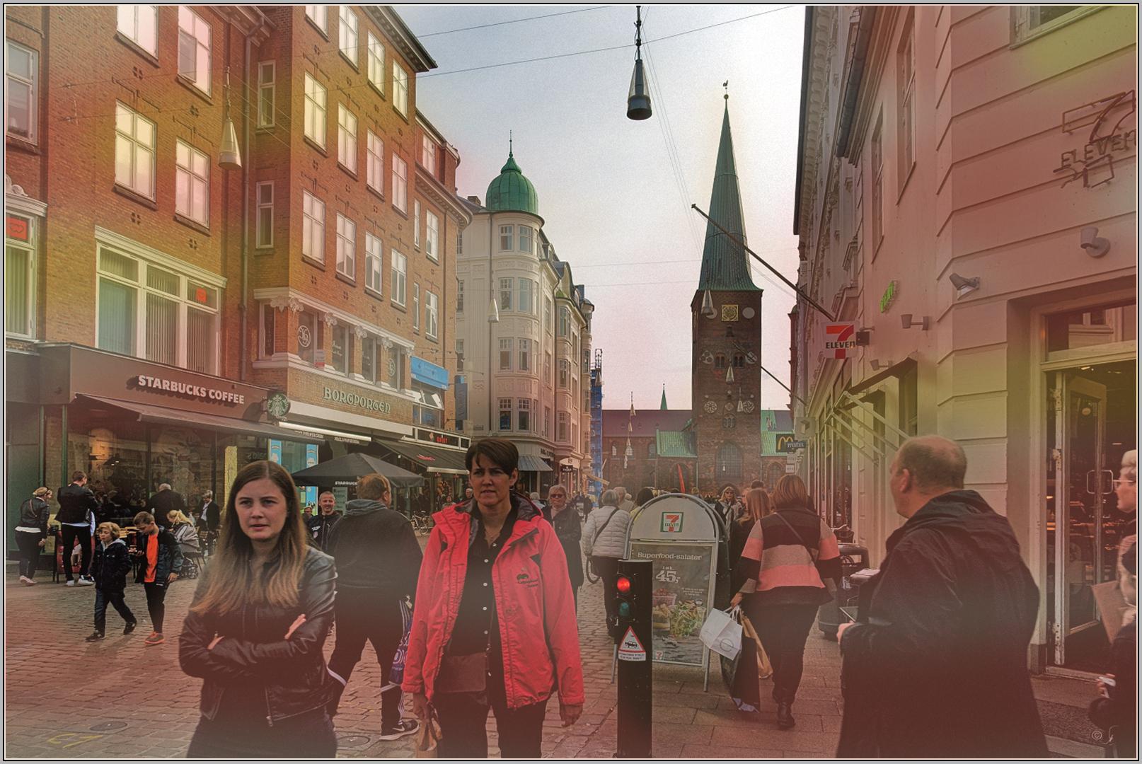 Aarhus...