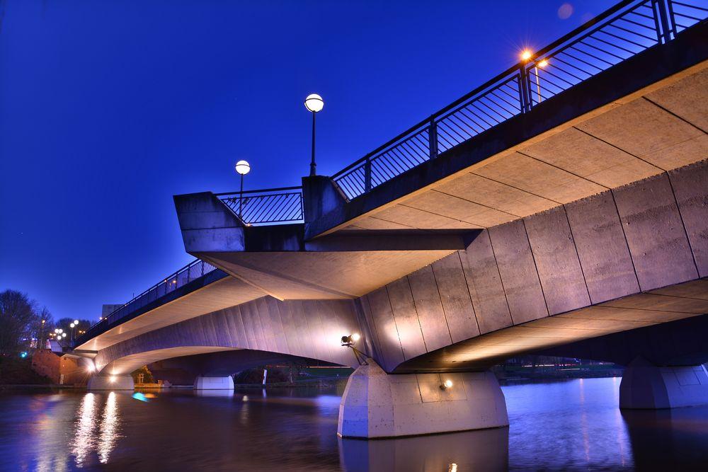 Aaseebrücke Münster